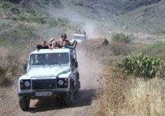 jeep safari 4x4 Lanzarote